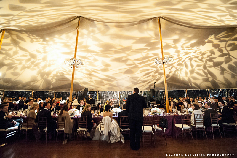 Tent Ceiling Wash
